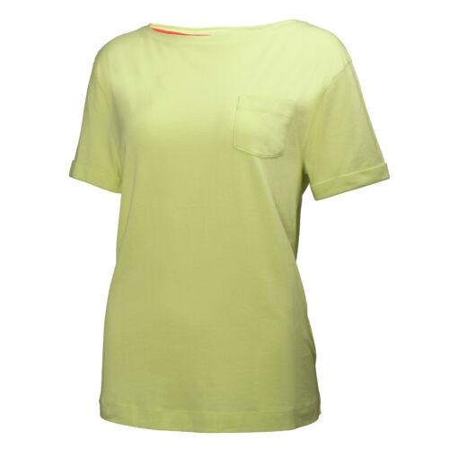 HH W naiad T-Shirt Midori női póló