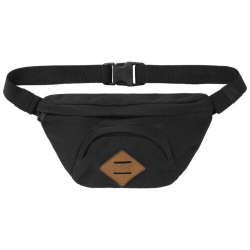 HH Capilano Waist Bag Black övtáska