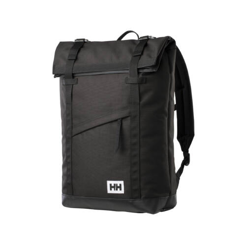 HH Stockholm Backpack Black hátizsák