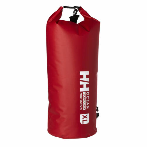 HH Ocean Dry Bag XL Alert Red táska