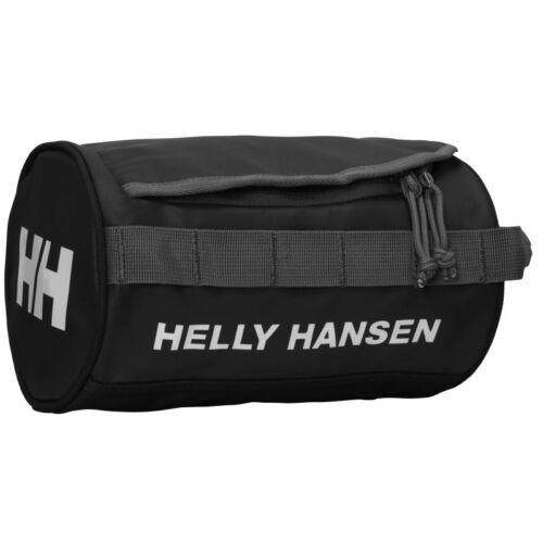 HH Wash Bag 2 Black neszeszer