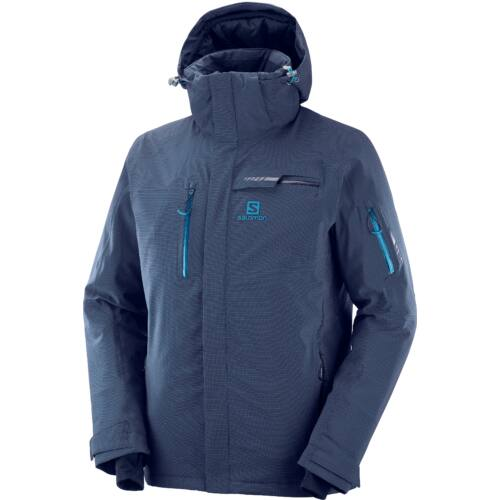 SALOMON Brilliant Jkt. Night Sky férfi síkabát 19/20