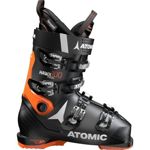 ATOMIC Hawx Prime 100 Black/ Orange sícipő 19/20