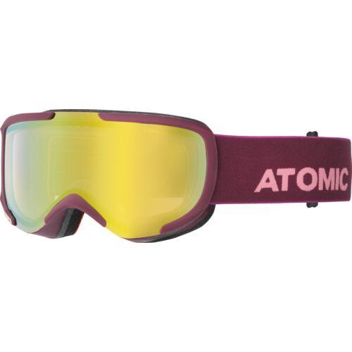 ATOMIC Savor S Stereo Nightshade/ Rose női síszemüveg 19/20