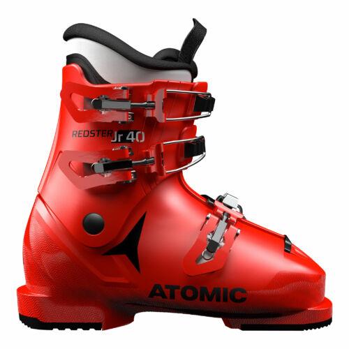 ATOMIC Redster JR 40 Red/ Black junior sícipő 19/20