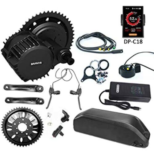 Kerékpár átalakító szett Bafang/Samsung 250W/20AH csomatartós