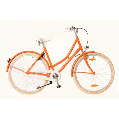 NEUZER Mary 17 Grapefruit/ Grey női kerékpár