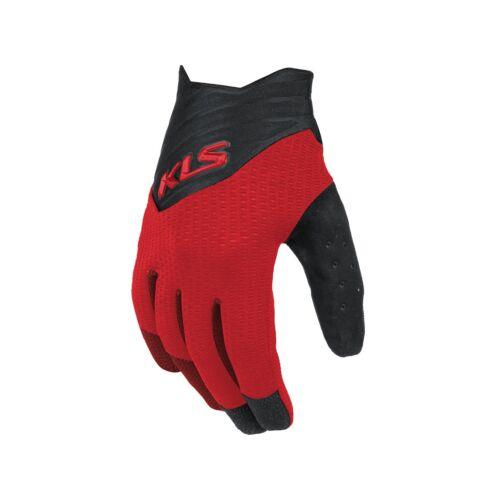 KLS Cutout Long Red kesztyű