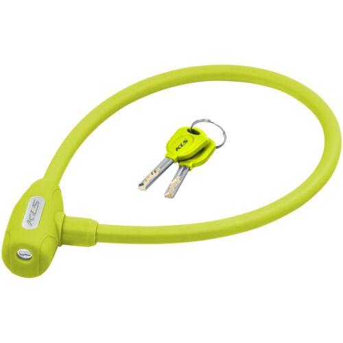 KLS Jolly Lime kerékpár zár
