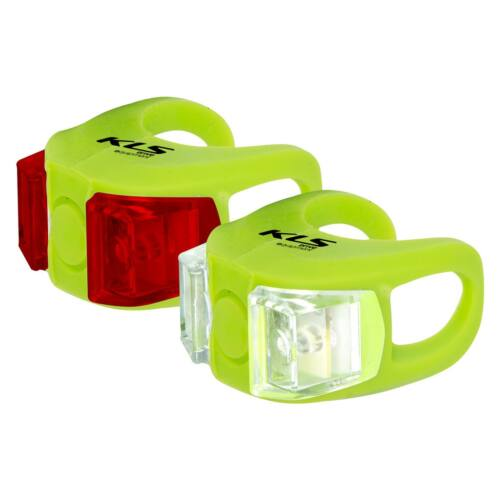 KLS Twins Lime lámpa