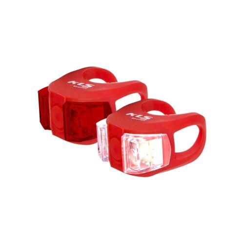 KLS Twins Red lámpa