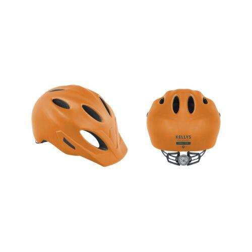 KLS Sleek Orange bukósisak