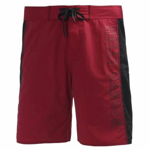 HH Logo Short Red férfi short