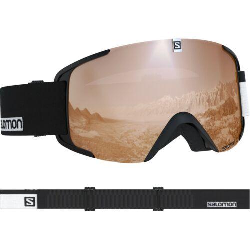 SALOMON X View Access Black/ Uni T. Orange síszemüveg 19/20