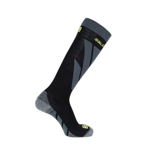 SALOMON S/Access Black/F.Iron sízokni